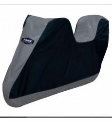 Funda Cobertor Moto Con Baul Impermeable Linea Premium Fmx